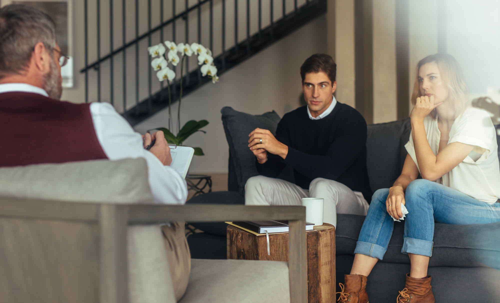 does marriage counseling work