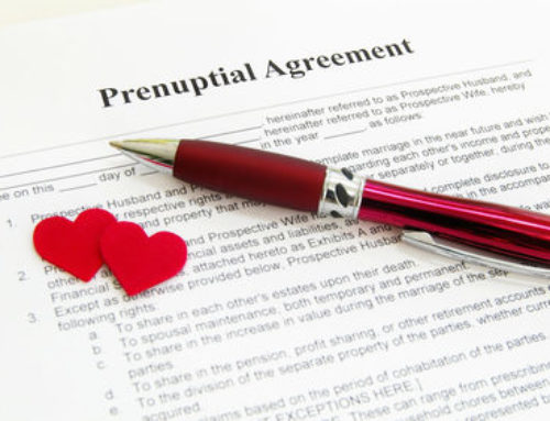 You Want a Prenup?? Why?? Don't you Trust Me?